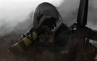 Anime Tactical Frontline Boss Characters Wallpapers Doll