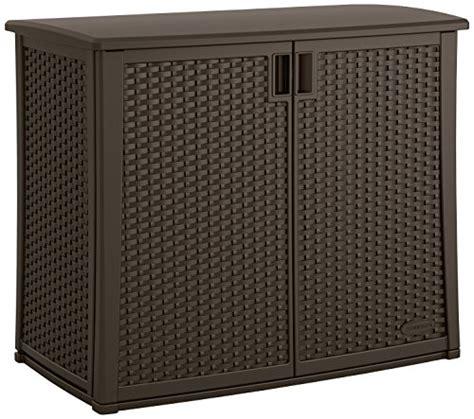 small outdoor storage cabinet outdoor storage patio lawn garden amazon com