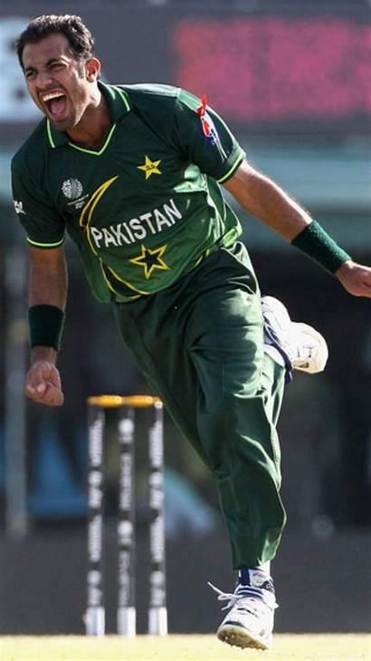 Wahab Riaz Pakistan Added Cricket Team App