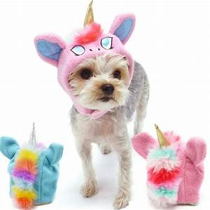 Dog Costumes Unicorn