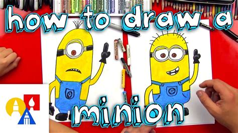 draw  minion youtube