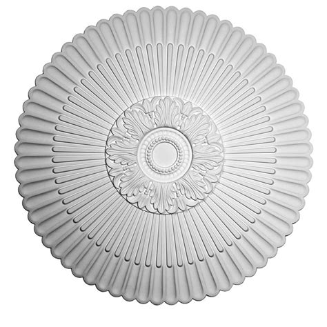 large ceiling medallion and floral rush medallion for ceiling