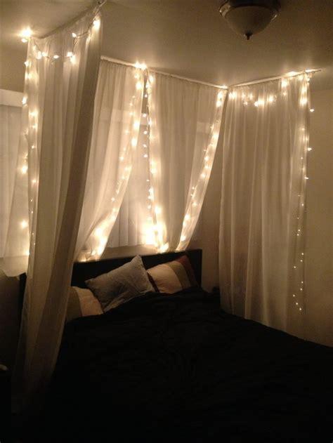 bed canopy with lights bed canopy with lights bangdodo