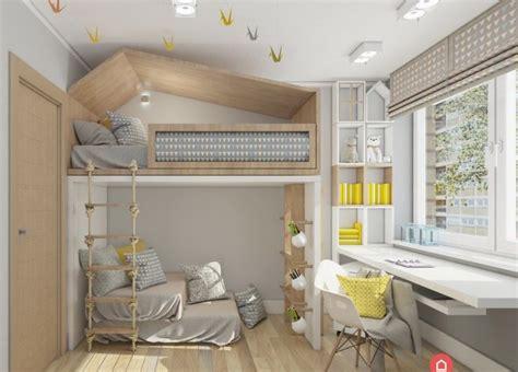 Bedroom Design Loft Bed by Loft Bed Mommo Design