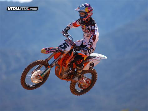ryan dungey ktm wallpapers motocross pictures vital mx