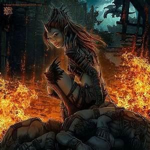 22 best Fantasy - Half Dragon/Vampire images on Pinterest ...
