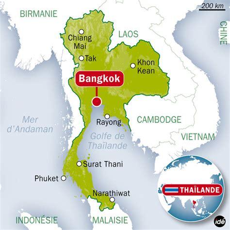 Thailande Dans La Carte Du Monde by Manifestations En Tha 239 Lande Le Gouvernement 233 Tend La Loi