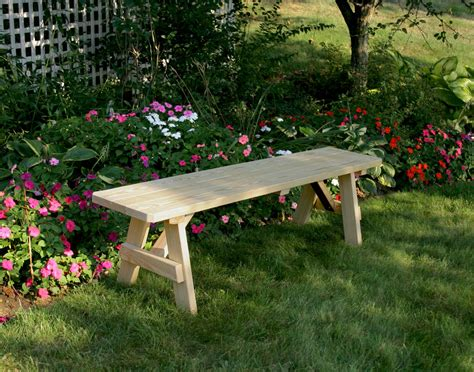 Traditional Benches by Treated Pine Traditional Garden Bench