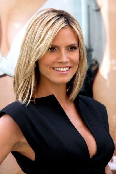 20 Heidi Klum Hairstyles To Choose From Ciao Bella Body