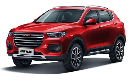 haval hs revealed guangzhou australian potential unclear