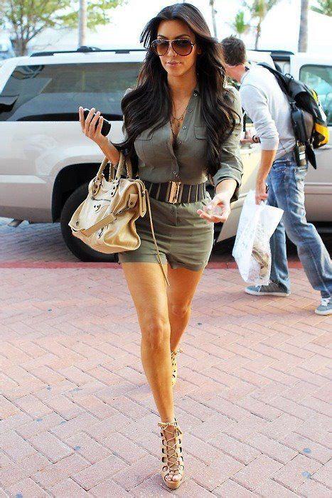Pin by missINo on Kim Kardashian | Celebrity outfits ...