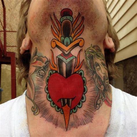 Tatuaggi Traditional Cuore