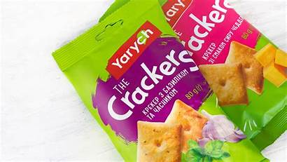 Behance Crackers Packaging Snack Sour Cream Tetra