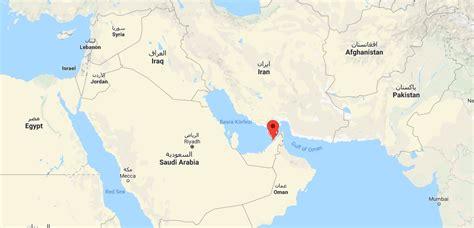 Where Is Dubai? Where Is Dubai Located On The World Map
