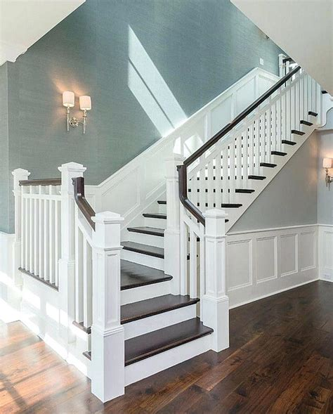 stair paint colors paint ideas for hallways and stairs how