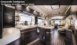 Concorde Centurion Motorhomes For Sale At Southdowns