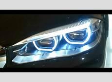 2014 NEW BMW X5 F15 LED Bi Xenon Light OEM HID Headlight
