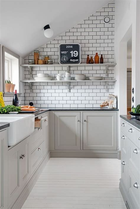 small kitchen design ideas  brash  sassy