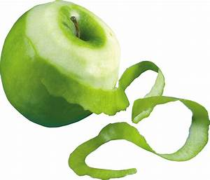 Apple Green Peeled transparent PNG - StickPNG