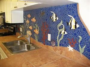 Kitchen Wonderful Ceramic Tile Designs For Kitchen