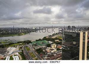 Ivory Coast, Abidjan, economic capital, Jacqueville Stock ...