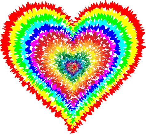 From butterflies to flowers, from science to art, coffee filters have such a vast application and can be used for learning, crafting and more! Tie Dye Heart · Free vector graphic on Pixabay