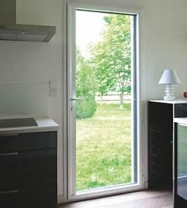 changer de porte fenetre travaux de renovation porte With porte d entrée pvc avec revetement pour mur salle de bain