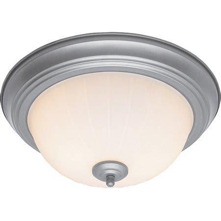 walmart light fixtures hton amelia flush mount ceiling light walmart