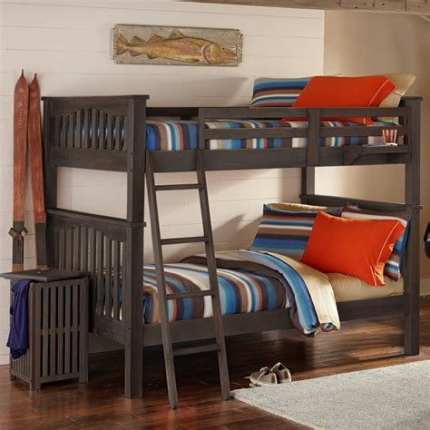 size bunk beds highlands bunk bed free shipping 6418