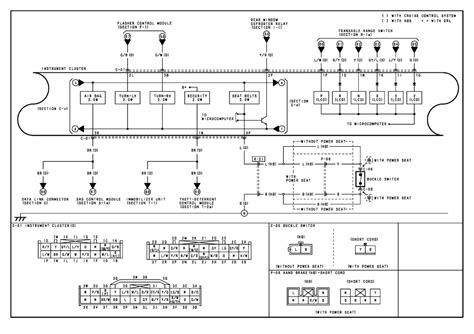Clock Audi Wiring Diagram by Repair Guides Instrument Cluster 2003 Instrument