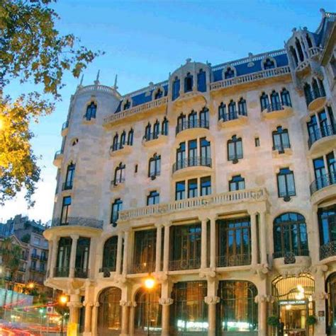 Casa Fuster by Hotel Casa Fuster Barcelona Commission