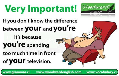 youre cartoon woodward english