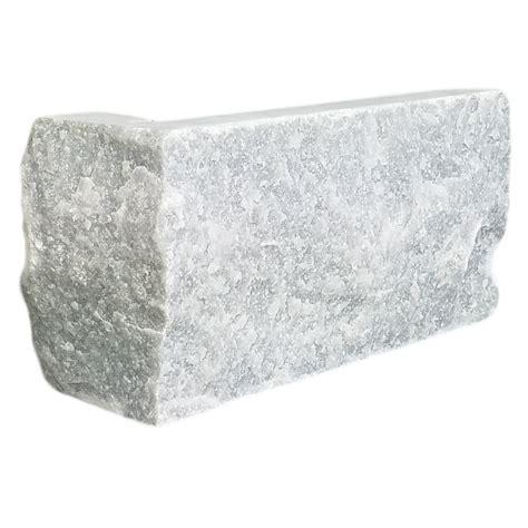marble pieces afyon ice marble veneer corner piece pavertravertine com