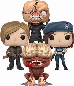 Resident Evil   Raccoon City Pop! Vinyl Figure Bundle (Set ...  Pop