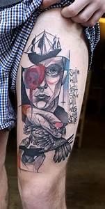 Tatouage Oiseau Homme : tatouage homme qui tiens un oiseau inkage ~ Melissatoandfro.com Idées de Décoration