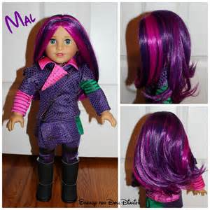 American Girl Doll Mal Descendants