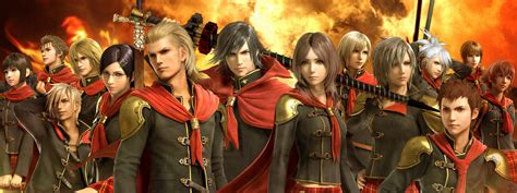 Final Fantasy Type0 Hd Review—class Zero Has Arrived