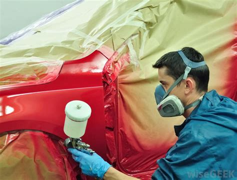 What Are The Different Types Of Auto Paint? (with Pictures