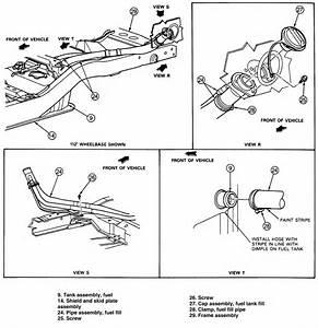 Ford Explorer Sport Change Fuel Pump