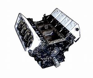 Ford 6 0l Powerstroke 03 To 08 Remanufactured Long Block
