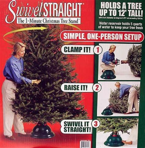 swivel christmas tree stand with water resevoir swivel 1 minute tree stand for trees up to 12 xts 1 5ive dollar market