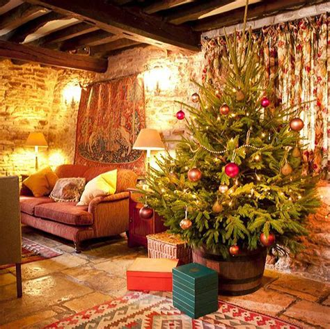 uk country house holiday breaks  christmas
