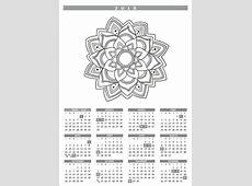 Imágenes de Calendarios Infantiles de Agosto 2016 para