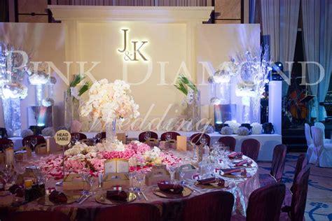 Diamond wedding decorations diamond wedding party