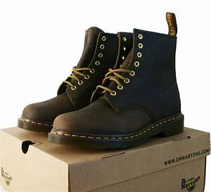 UK3 UK12 Dr Martens 1460z Classic Airwair 8 Eyelet Mens Boots Aztec Crazy Horse eBay