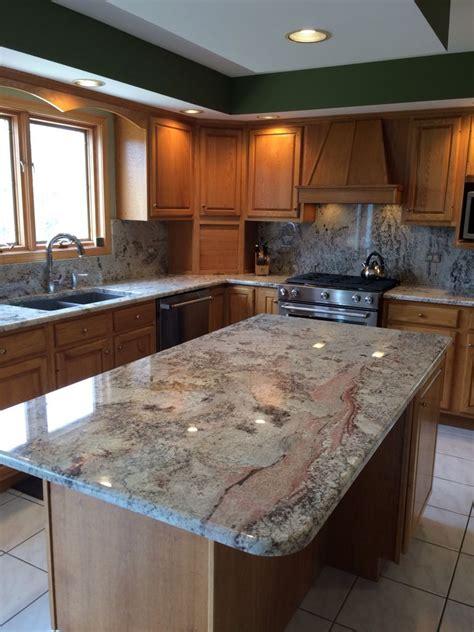 monte carlo granite counters backsplash granite sink