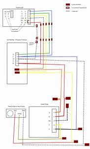A Heat Pump Wiring Diagram
