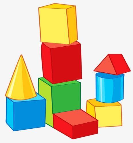 Blocks Clipart Blocks Cone Building Blocks Png Image And