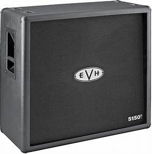 Evh 5150 Iii 4x12 Straight Speaker Cabinet 100 Watts  16