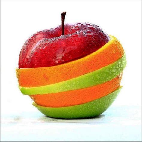 cuadros  cocina foto fruta  rodajas tamano